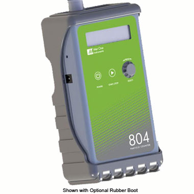 Product Image of 804 Four Channel Handheld Particle Counter