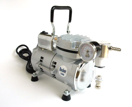 Product Image of Pump: Rocker 500 Oil-Free Vacuum Pump